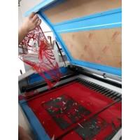 工艺品激光雕刻切割机 剪纸贺卡切割机 建筑模型切割机