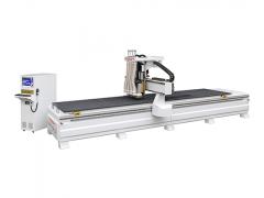 湖南双工位数控开料机 操作便捷 大幅提高工作效率