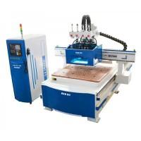 开家具厂需要哪些设备木工雕刻机门板雕刻机数控开料机下料机