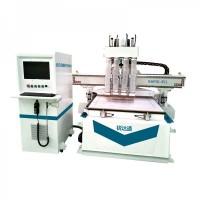 三工序木工数控开料机全自动多工序三四工序板式家具生产线雕刻机