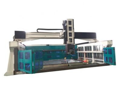 CNC数控木工模具五轴联动加工中心雕刻机中国有数控五轴机床