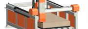 木工雕刻机的直线和曲线的转换方法