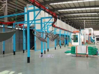 陕西西安涂装生产线设备