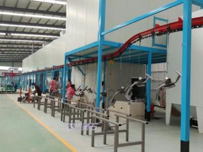甘肃兰州涂装生产线设备