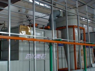 新疆乌鲁木齐涂装生产线设备
