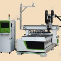 木工雕刻机 直排换刀数控开料机 打孔机 厂家直销专业定制