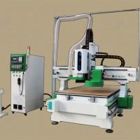 自动换刀数控开料机 板式家具隐形件开槽打孔 厂家直销雕刻机