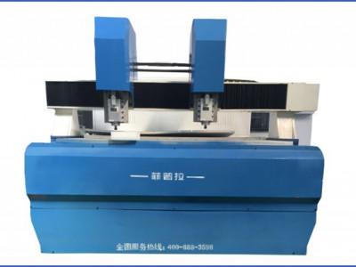 双头平面雕刻机 厂家直销 菲普拉数控专业生产