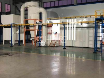 云南昆明涂装生产线设备