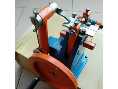 遵义带锯条40型手动开路机 遵义拨路机价格 修锯好帮手