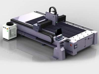 得马X7工业光纤激光切割机、金属板材激光切割设备