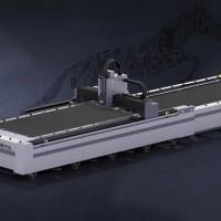 得马X7-3015L交换台面激光切割机、金属激光切割设备