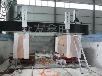 众友鑫旺双Z轴双水钻浮雕机SPM1000270-2+2